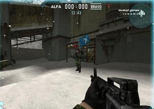 012e067e20f Capturar bandeira no Combat Arms (Foto  Divulgação)