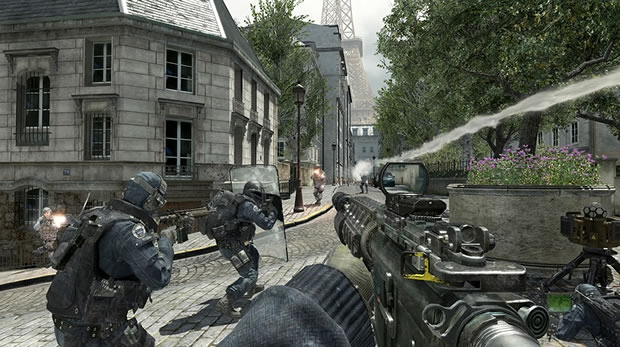 Download Call of Duty Modern Warfare 3 – Reloaded Cracked Torrent Direct Link PC Cover 1