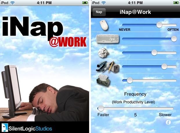 iNap (Foto: Reprodução)