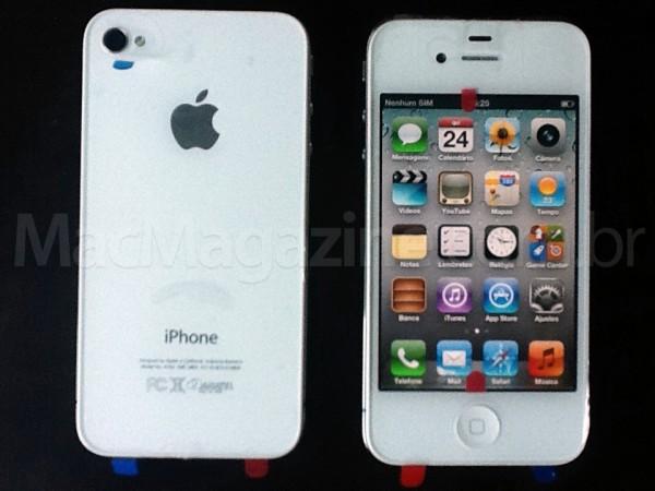 iPhone 4 brasileiro, com 8GB, já é realidade | Notícias