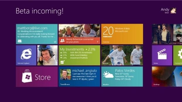 A versão final do Windows 8 deve chegar no terceiro trimestre de 2012. (Foto: Reprodução/ Neowin)