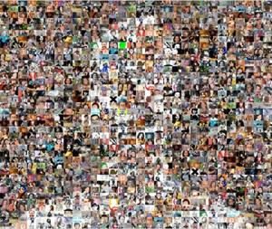 A média de amigos é de 130 (Foto: Reprodução)
