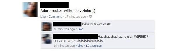 Piores postagens do Facebook que você já viu