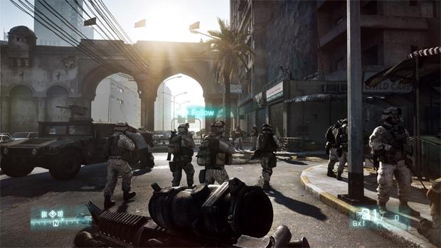 Review Battlefield 3   TechTudo
