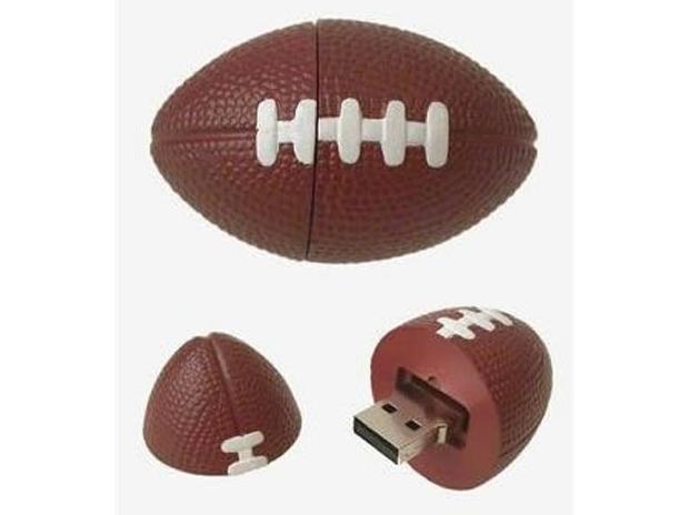 Pendrive Futebol Americano (Foto  Reprodução) 94ff5ce7dd96c