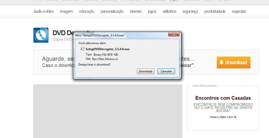 Como usar o DVD Decrypter   Dicas e Tutoriais   TechTudo
