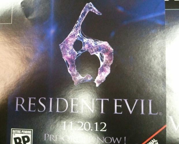 Resident Evil 6 E Oficializado Ganha Logo Trailer E Data De