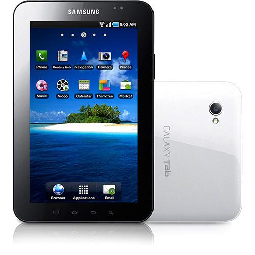 133e527b7b0 Samsung Galaxy TAB P1010 (Foto  Divulgação)