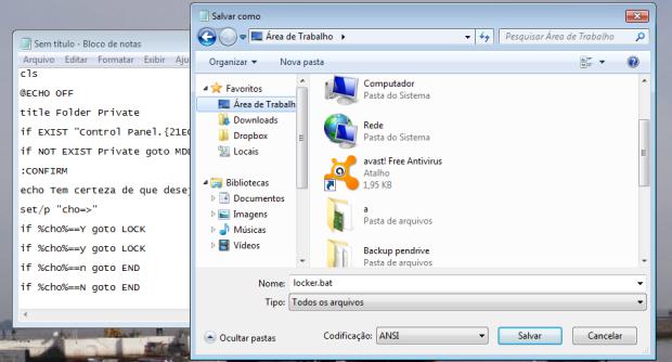 Como colocar senhas em pastas do Windows 7 | Dicas e