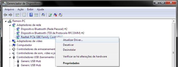 driver eletrovision ev-912