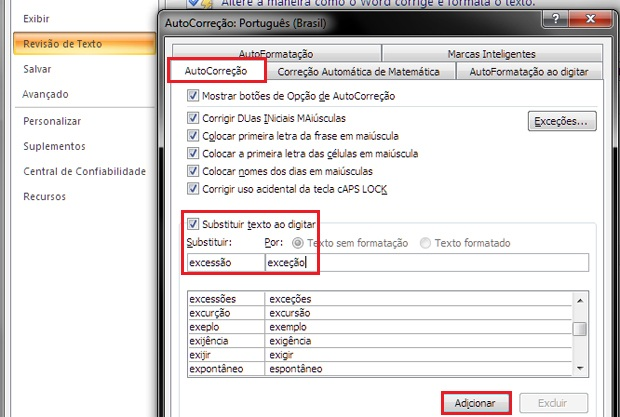 wordpad 2007 em portugues