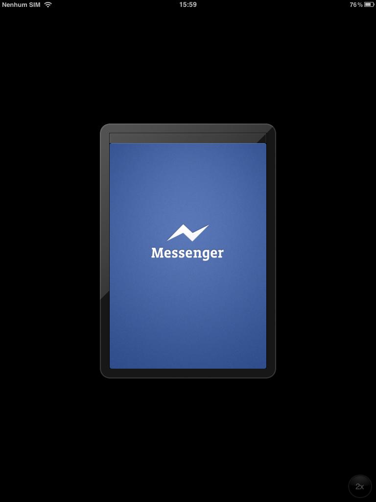 Facebook Messenger (Foto: Reprodução/Marlon Câmara)