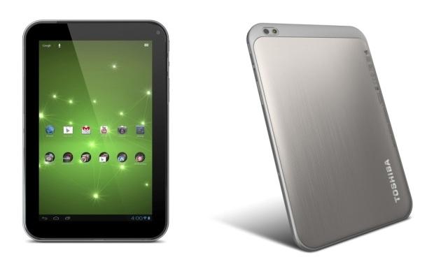 f43b38b4a Linha de tablets Excite da Toshiba está disponível em três versões (Foto   Reprodução)