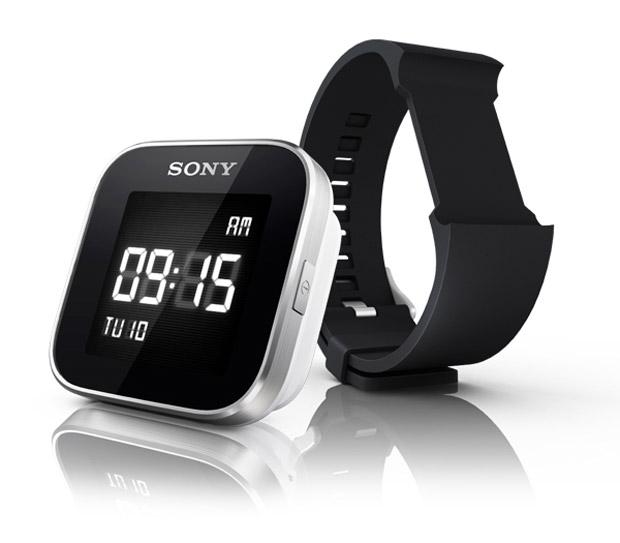 359a4a6a72a Conheça o SmarWatch da Sony  um relógio com funções de smartphone ...