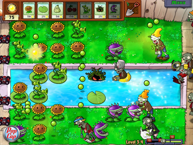 Vers o de plants vs zombies para ios ganhar grande for Cuartos decorados de plants vs zombies