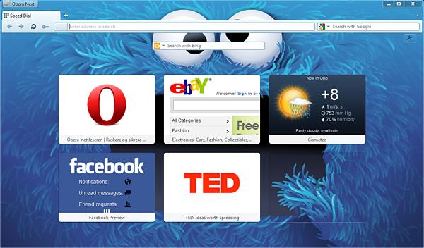 Opera lança a versão 12 beta   Notícias   TechTudo