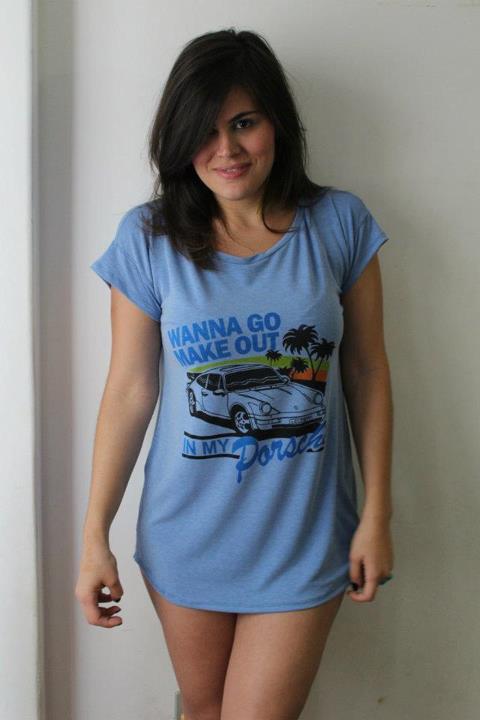 Camilla de Carvalho criou um blog para encontrar um namorado (Foto: Divulgação)