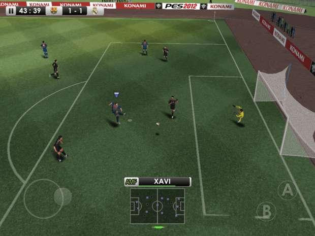 PES 2012 recebe atualização da Copa Libertadores para iOS
