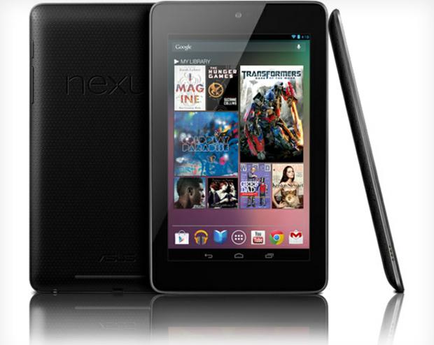 c7d66c5e9 Google Nexus 7 (Foto  Divulgação)