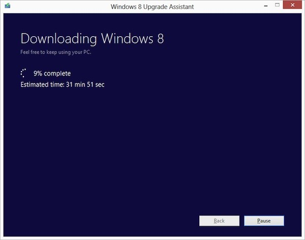 Upgrade do Windows 8 estará disponível por preço em conta (Foto: Reprodução)