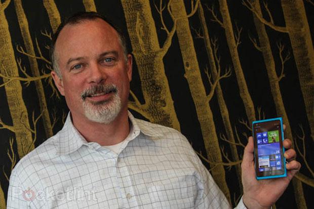 Executivo diz que Windows Phone 8 tem ainda muito para revelar (Foto: Reprodução)