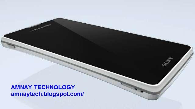 Foto do suposto Sony Xperia Z (Sony LT30p) (Foto: Reprodução/AT)