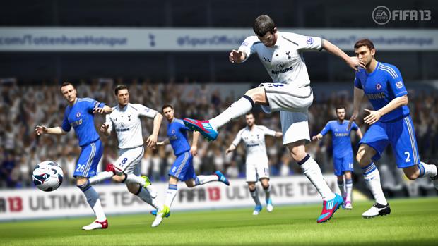Tottenham Hotspur faz parceria com FIFA 13 (Foto: Divulgação)