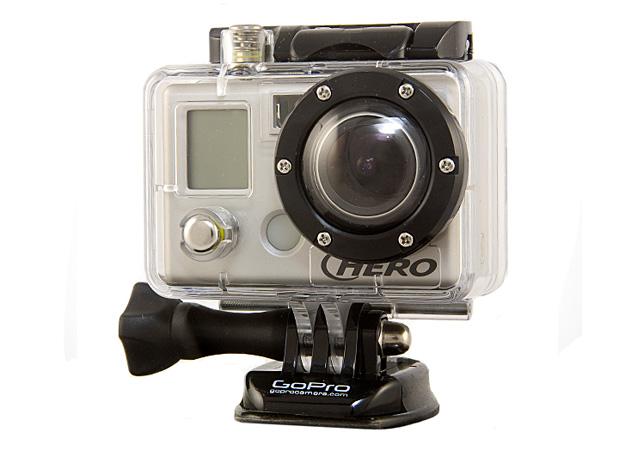 672b56d502dc5 GoPro HD Hero Original (Foto  Divulgação)