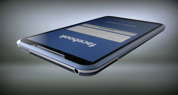 Facebook Phone é um aparelho que vem sendo bastante especulado (Foto: Reprodução)