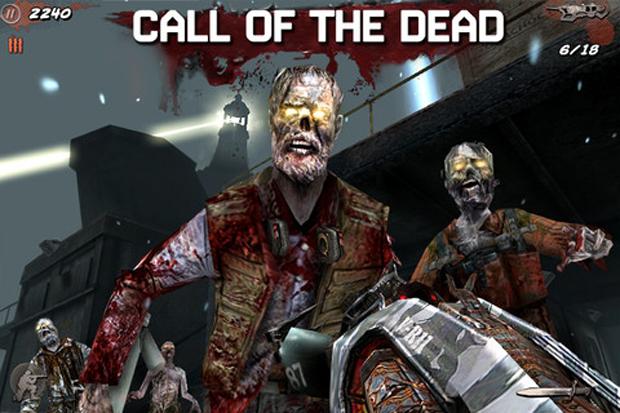 Call of Duty: Black Ops Zombies (Foto: Divulgação)