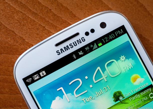 Fabricação de aparelhos da Samsung seria feita por crianças (Foto: Reprodução)