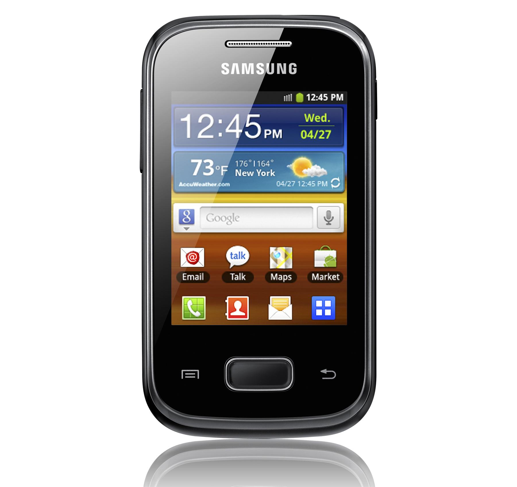 Samsung Galaxy Pocket (Foto: Reprodução)