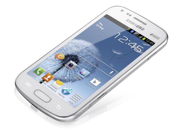 Galaxy S Duos tem dual-chip e boas especificações técnicas (Foto: Divulgação)
