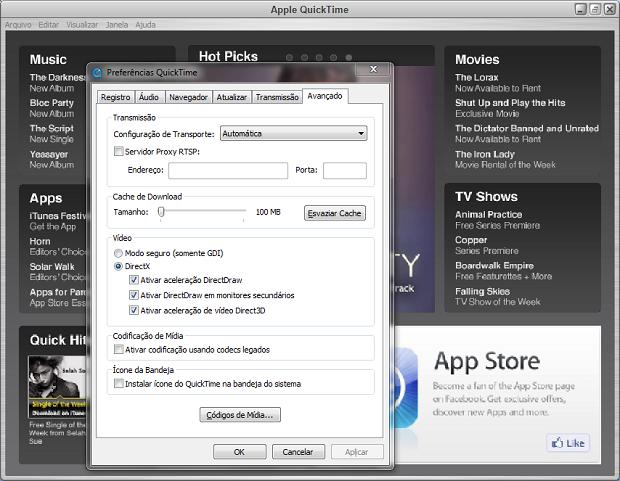 Como usar o Quicktime para Windows   Dicas e Tutoriais