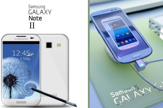 O Note 2 terá o mesmo design do Galaxy S3? (Foto: Reprodução)