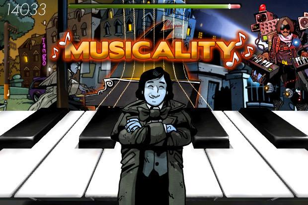 Frederic ? Resurrection of Music é bem-humorado e até educativo
