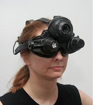 3b04ae408 Descubra como funcionam os óculos de visão noturna | Notícias | TechTudo
