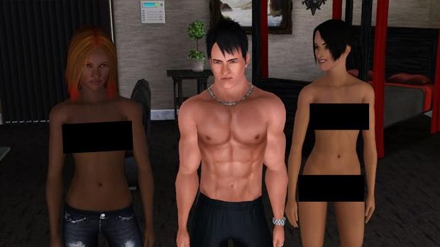 Sexy oil field girls nude