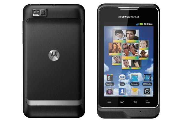 Motorola MotoSmart (Foto: Divulgação)