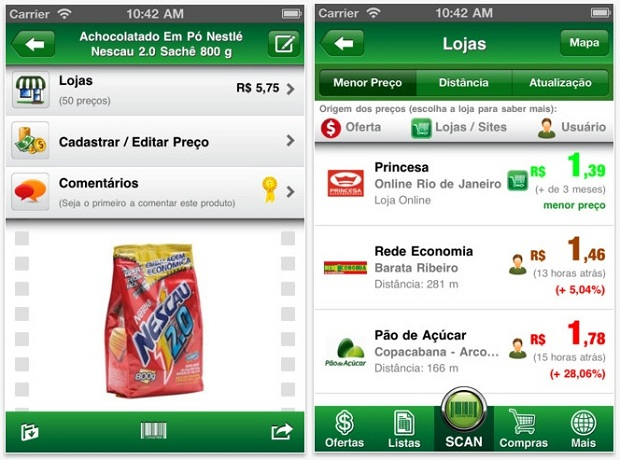 773488ed5 Lista de apps ajuda a economizar em compras online e organizar ...