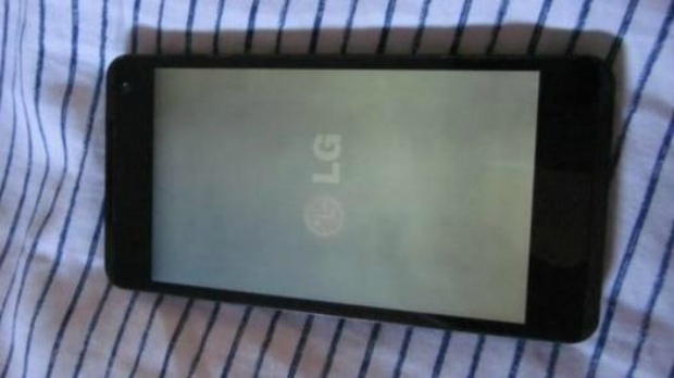 Nexus da LG vazou na Internet (Foto: Reprodução)