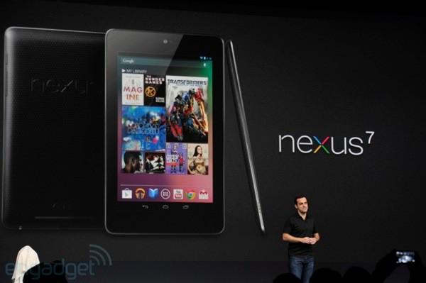 405b387a4 Tablet do Google Nexus 7 já vende 1 milhão de unidades por mês ...