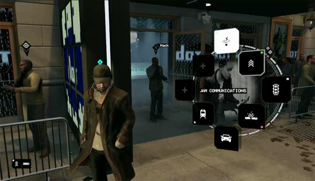 Watch Dogs é repleto de tecnologia (Foto: Divulgação)