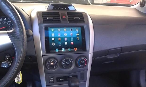 Tampa Truck Center >> iPad Mini vira central de entretenimento em carro nos EUA ...
