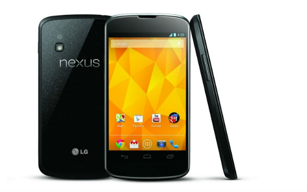 Nexus 4 esgotou em três países (Foto: Divulgação)