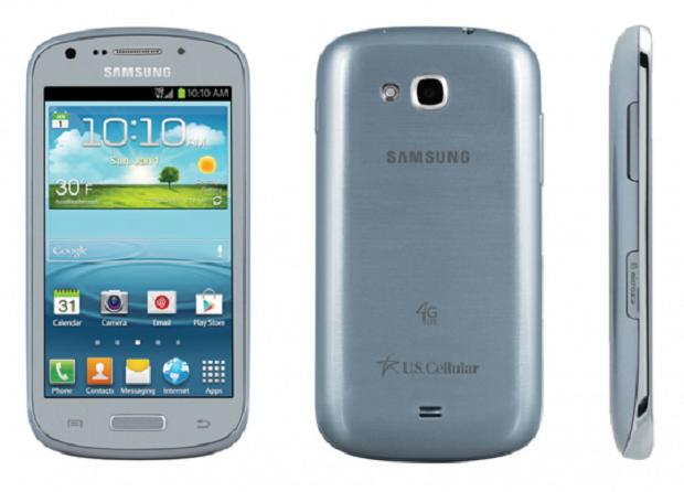 Samsung Apresenta Galaxy Axiom, Primeiro Android