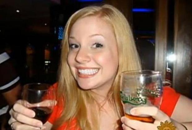 Ashley Payne foi demitida após publicar fotos de suas férias no Facebook (Foto: Reprodução)
