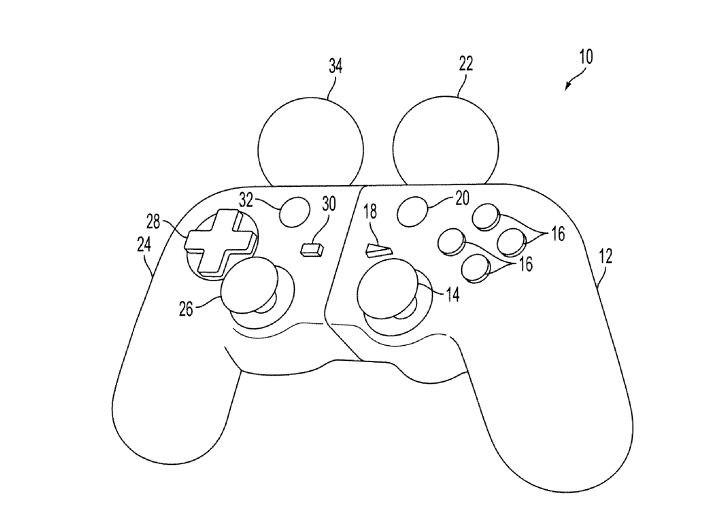 Sony Registra Novo Joystick Para Ps3 Com Ps Move Integrado