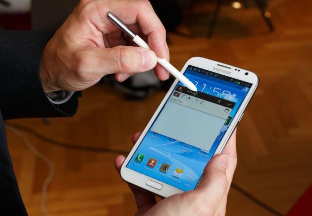 Código malicioso daria acesso a smartphones como o Galaxy Note (Foto: Divulgação)