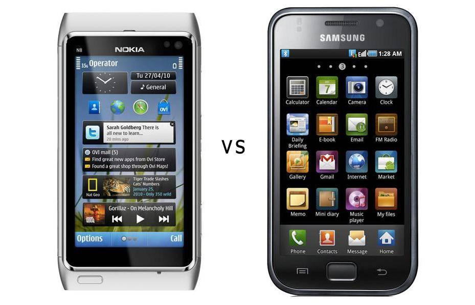 Pela primeira vez em 14 anos, Nokia perde a liderança do mercado mundial de celulares para a Samsung (Foto: Arte/Divulgação)